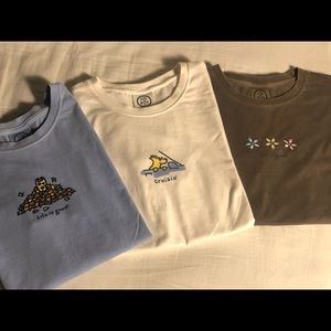 Life is Good 3 Pack Women's Small